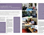Positieve ervaringen ondernemers op Ondernemerswerf